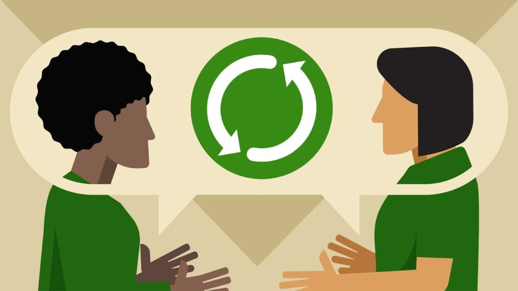 Komunikasi-antara-penjual-dan-pembeli-lancar