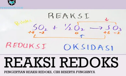 reaksi-redoks